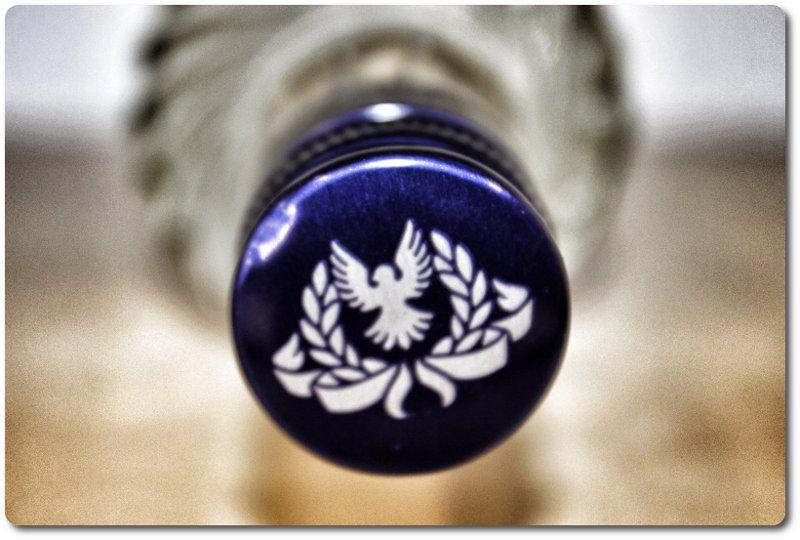 Wodka Gorbatschow Deckel