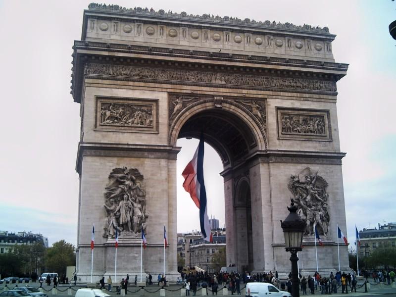 Arc de Triumph - Paris France