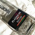 Khortytsa Platinum Vodka – Glänzende Ukraine