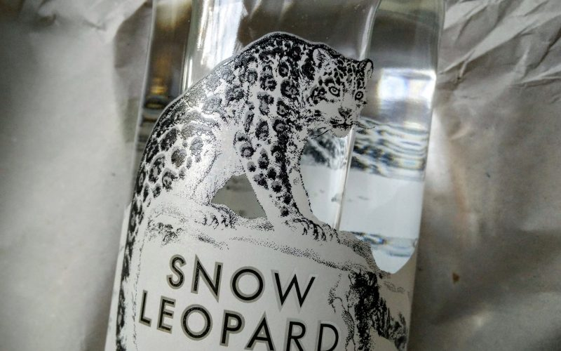 Snow Leopard Vodka – Der Seltene