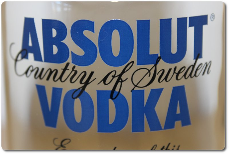 Absolut Vodka Marke