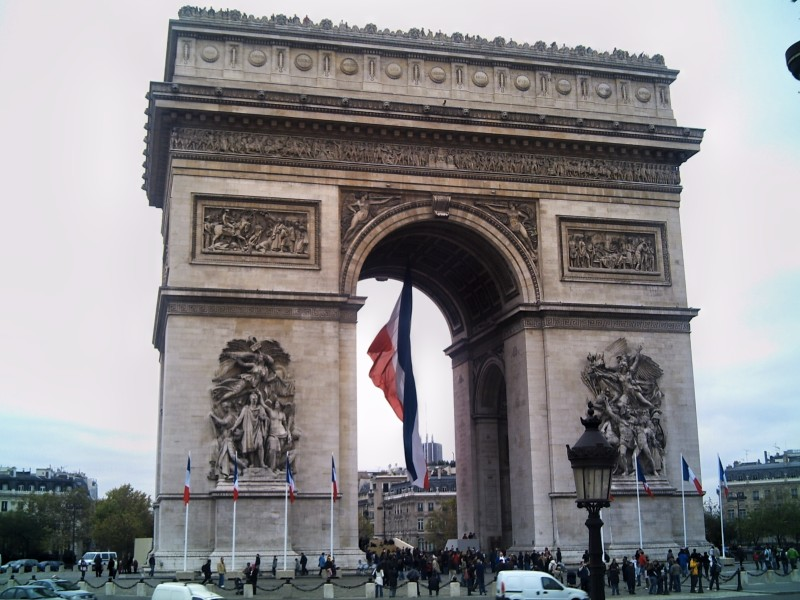 Arc de Triumph - Paris France