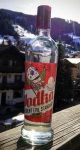 Vodka Resident Evil - ...